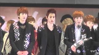 120111 GDA Super Junior - Win the Grand Prize