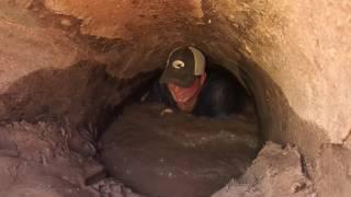 Extreme Noodling-Massive Hole!