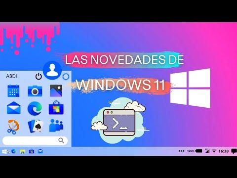 ⚡Novedades de Windows 11 2020⚡💻