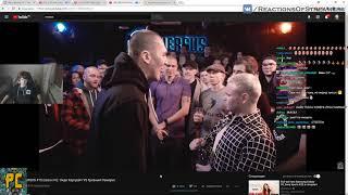 БРАТИШКИН СМОТРИТ: VERSUS #10 (сезон IV): Энди Картрайт VS Грязный Рамирес