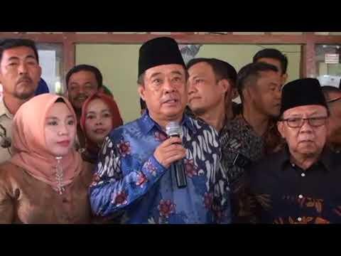 KPUD Tetapkan Paslon Cik Ujang-Haryanto Bupati Dan Wabup Lahat