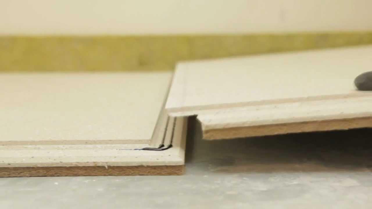 Knauf Brio Dry Screed Flooring Youtube