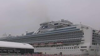 Canada to evacuate passengers from virus-hit cruise