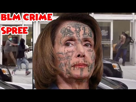 Thieves Robbing High End Stores During Broad Daylight in Nancy Pelosi's SF