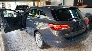 New Opel Astra Sports Tourer 2018 Interior Exterior