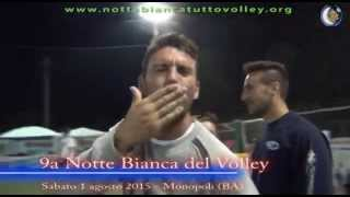 Notte Bianca del Volley - Promo 2015
