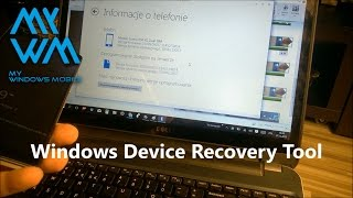 Windows device recovery tool - Lumia 950 XL