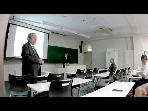 Dr. H. Mardani Dissertation Defense session -Tokyo University of Agriculture and Technology