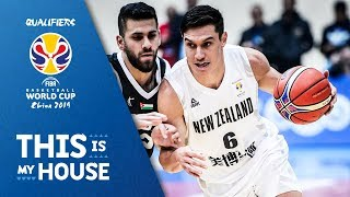 New Zealand's Best Plays of the FIBA Basketball World Cup 2019 - Asian Qualifiers