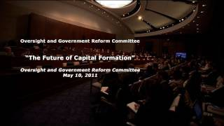 """The Future of Capital Formation"" Panel 2"