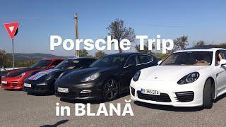 #106 Car vLog - 9 PORSCHE IN BLANA TRIP