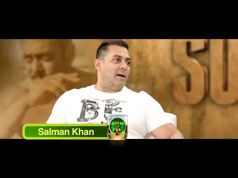 SALMAN KHAN | SULTAN | FULL INTERVIEW | TASHAN DA PEG | 9X T