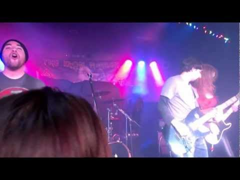 Motorbreath - Seek and Destroy, feat Courtney Cox, Paladinos, Dec 22nd, 2012