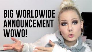 The Worldwide Announcement! | Katrin Berndt Thumbnail