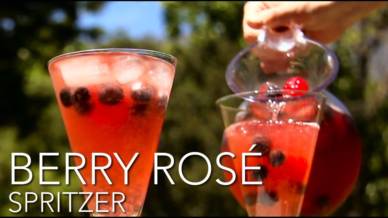 Berry Rose Spritzer