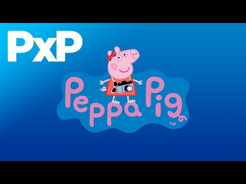 Join Peppa Pig on a road trip for her very first visit to America! | A Toy Insider Play by Play