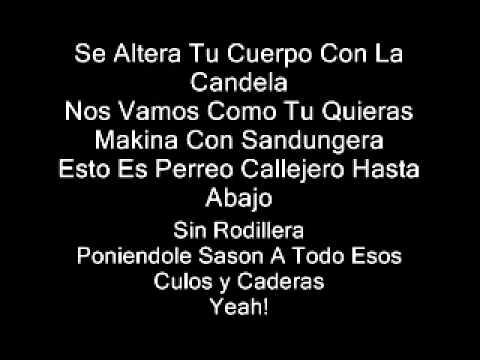Hasta abajo Don omar ft.Daddy yanke Letra/Lyrics