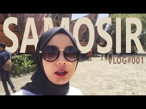 Destinasi Liburan Pulau SAMOSIR   TRAVEL VLOG #001