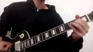 Dew-Scented - Final Warning (Guitar Cover)
