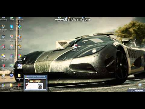 Как установить SAVE к игре NFS Most Wanted 2012?