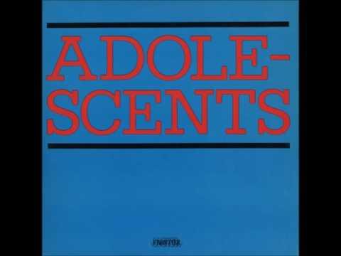Adolescents LP FIRST PRESS (1981) FULL ALBUM