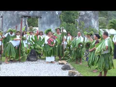 Investiture of Vaikai Mataiapo Tutara Kura Bullen - 30/10/14