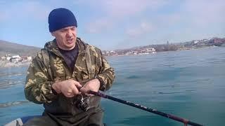 Ставрида ловля и приготовление РЫБАЛКА на ЛОДКЕ в Черном море