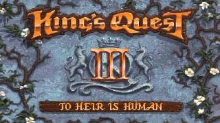 King's Quest III Redux - Oracle's Cave (Empty)