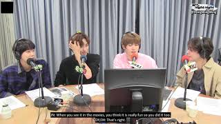 [ENGSUB] 171007 NCT Night Night Childhood Dream - Winwin, Doyoung