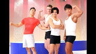NHK「みんなで筋肉体操」 裏切らずに第2弾! 武田真治「第2弾はハ...