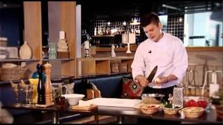 "Салат ""Шопский"" - мастер-класс от шеф-повара ресторана PUBLIC Александра Морозова"