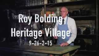Ghost Tales of Texas Past  2015 - Roy Bolding