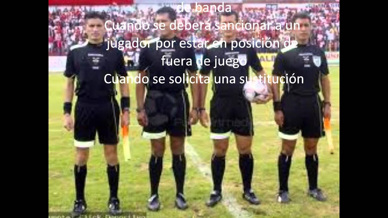 Reglas de futbol youtube for 10 reglas del futbol de salon
