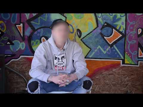 Nocturnal Tendencies Ep. 2 - Graffiti artist Vaper makes garage art
