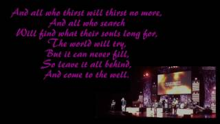 Come to the Well ~ Lyrics