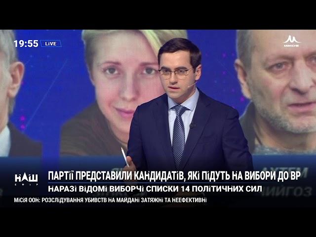 Мураев: Если выборы будут очередными, у новых партий появится время собрать команду