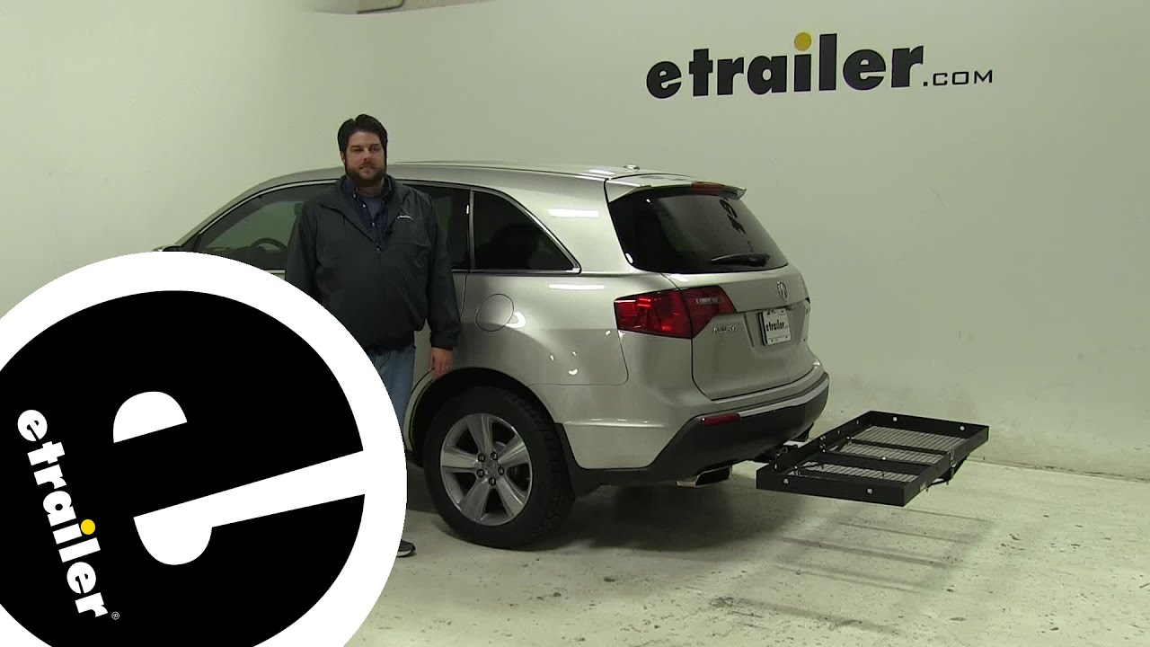 Review Stromberg Carlson Hitch Cargo Carrier 2017 Acura Mdx Cc 100 E