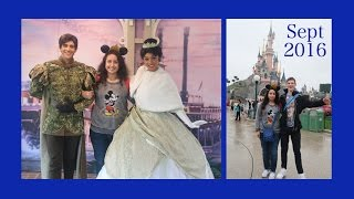 Disneyland Paris Vlog - September 2016(One day at Disneyland Paris! ▻ Watch my previous Disneyland Paris vlog: https://www.youtube.com/watch?v=okhzGPJQTEM ▻ Eddie's channel: ..., 2016-09-11T10:40:09.000Z)