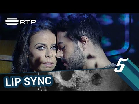 Lip Sync c/ Rui Maria Pêgo e Filomena Cautela | 5 Para a Meia-Noite | RTP