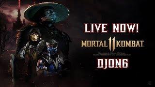 MK11: Live Now - Ranked KOTH Sets -  Estamos en vivo Mortal Kombat 11 [ES/ENG]