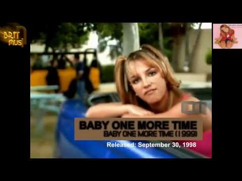 All Britney Spears Music s 19982013