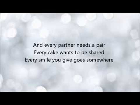 Pass it On - Kurt Hugo Schneider - Lyrics