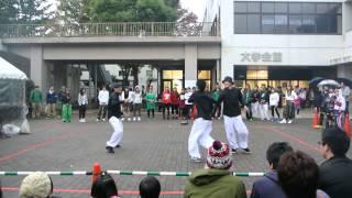 千葉大学大学祭2013/11/3.
