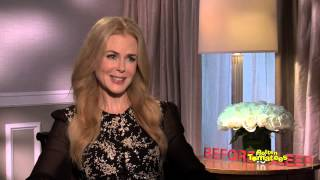 Nicole Kidman Answers The Question: Is Colin Firth a Good Kisser? Before I Go To Sleep