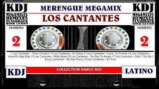 Merengue Megamix 2   Los Cantantes HitMix KDJ