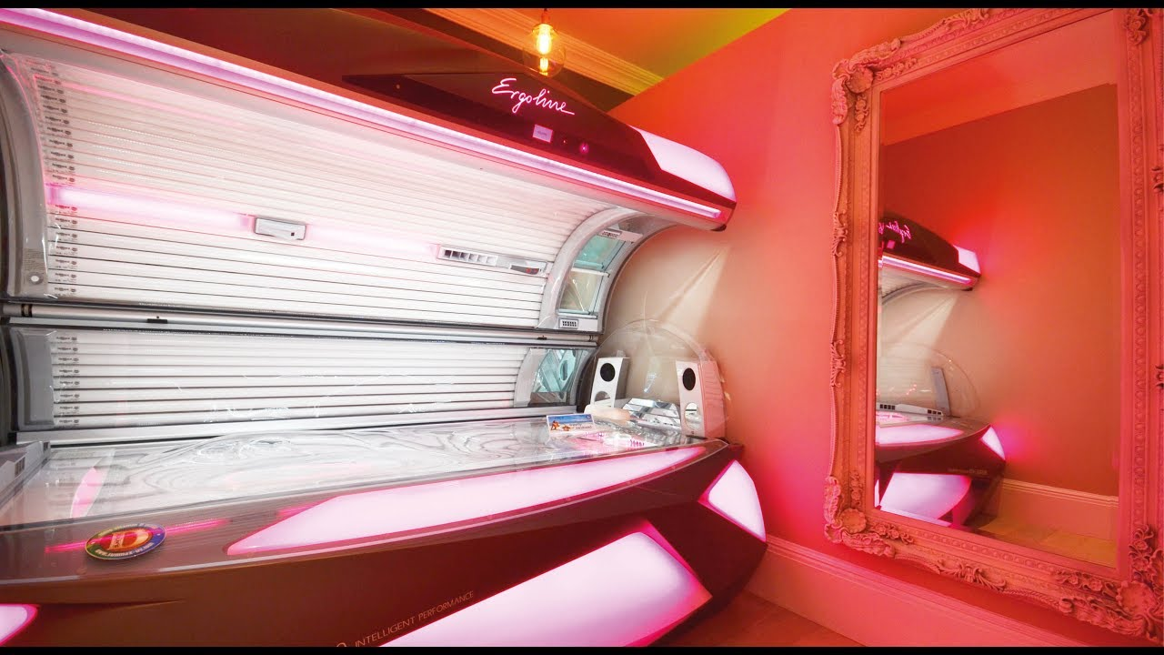 ec21a806ec4 Radiance London - Your luxury tanning salon - YouTube