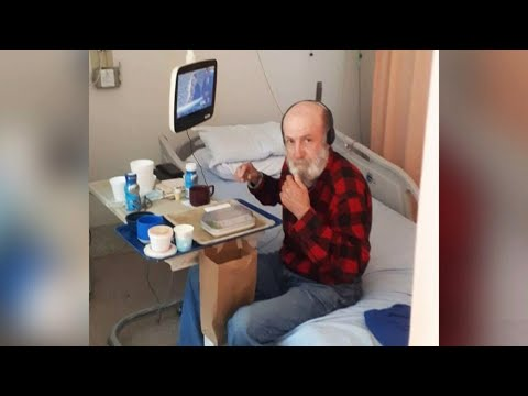 Family of N.S. man in hospital for 9 months say he can't get out