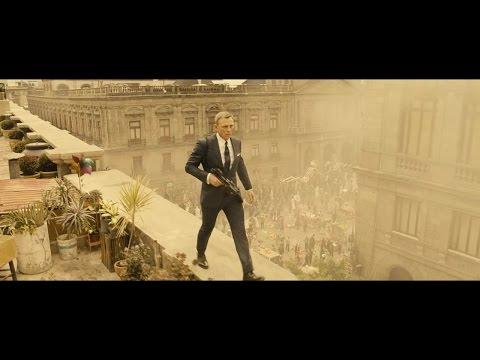 007 Spectre (2015) - Le Jour des morts (Scène d'ouverture)