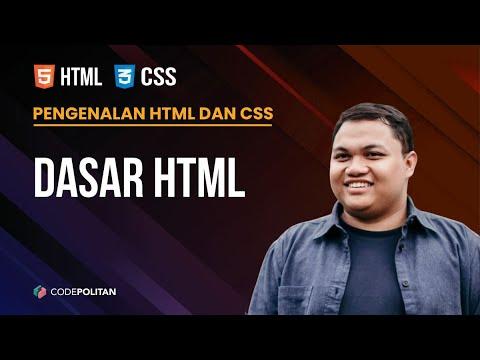 02 - Dasar HTML