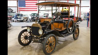 1915 Ford Model T Test Drive